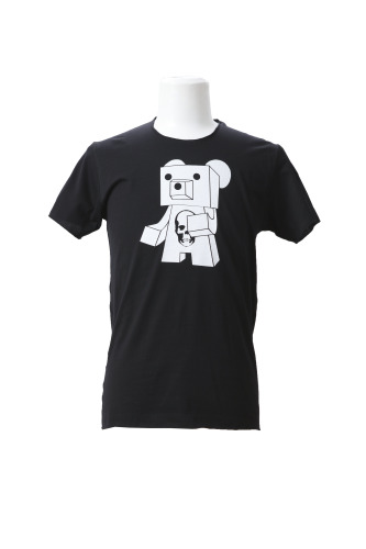 ROBOT2 (F) SHORT SLEEVE T-SHIRT