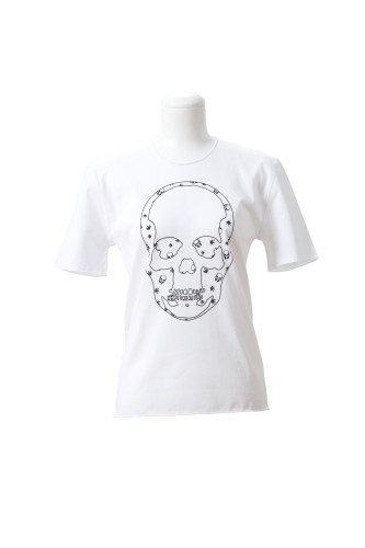 MONOGRAM SKULL (F) SHORT SLEEVE T-SHIRT